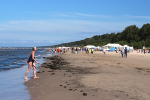 Jūrmala beach