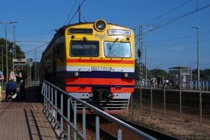 Riga to Jūrmala train