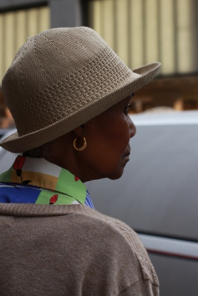 Woman potrait in New York