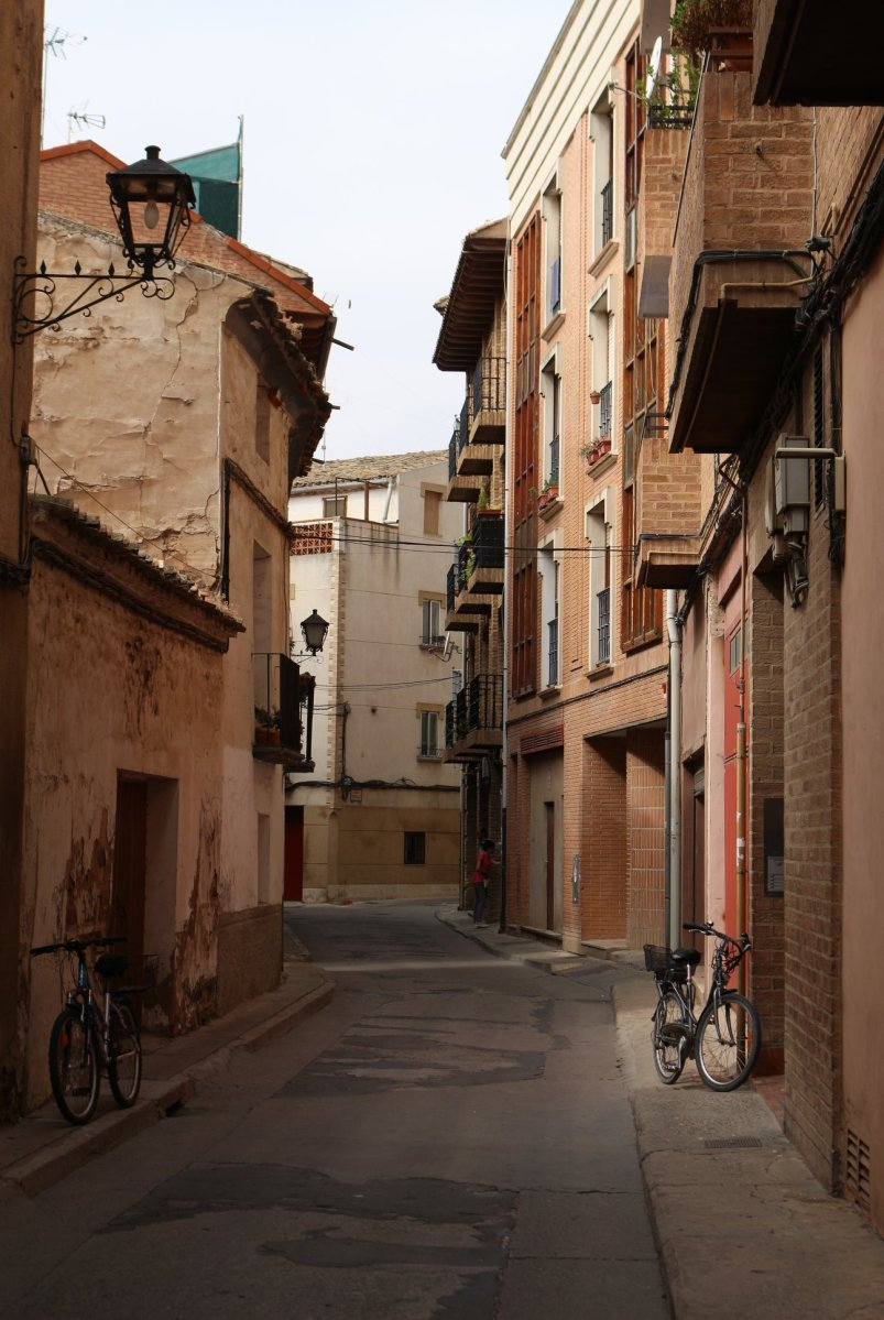 spain street photography old town streets